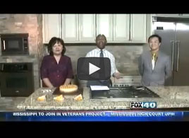 Fox 40 Interview with Dr. Woo and Mrs. Pat