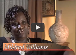 Mildred Williams Testimonial
